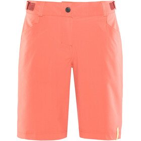 Ziener Colodri X-Function Shorts Women red cheek